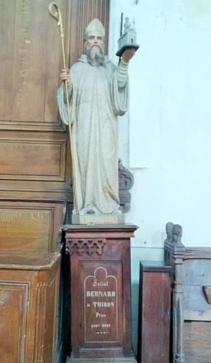 Résultats de recherche d'images pour «saint Bernard de Thiron»