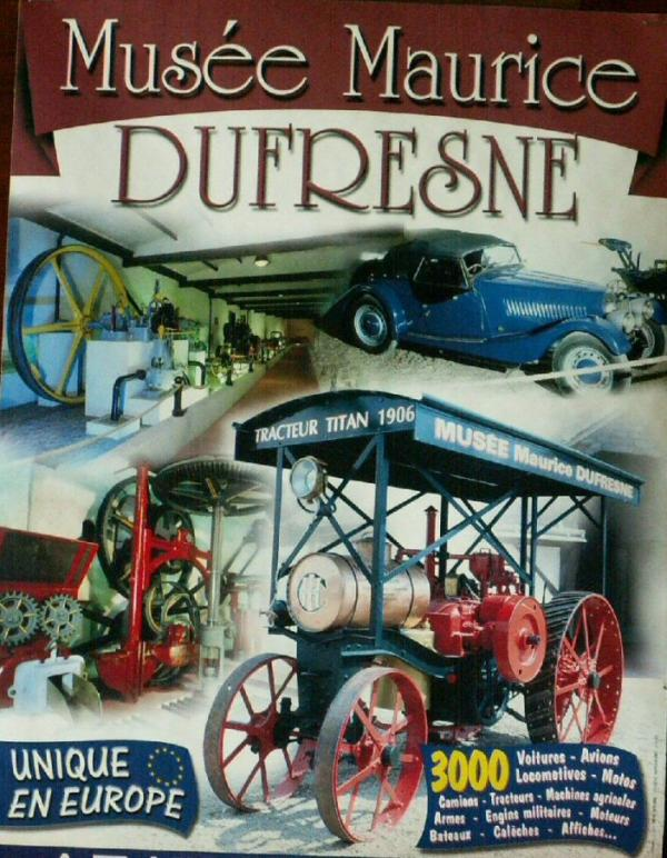 37 AZAY-LE-RIDEAU - Musée Dufresne